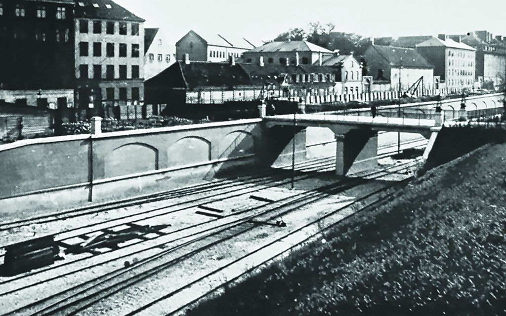 Stokhusbroen gamle bro